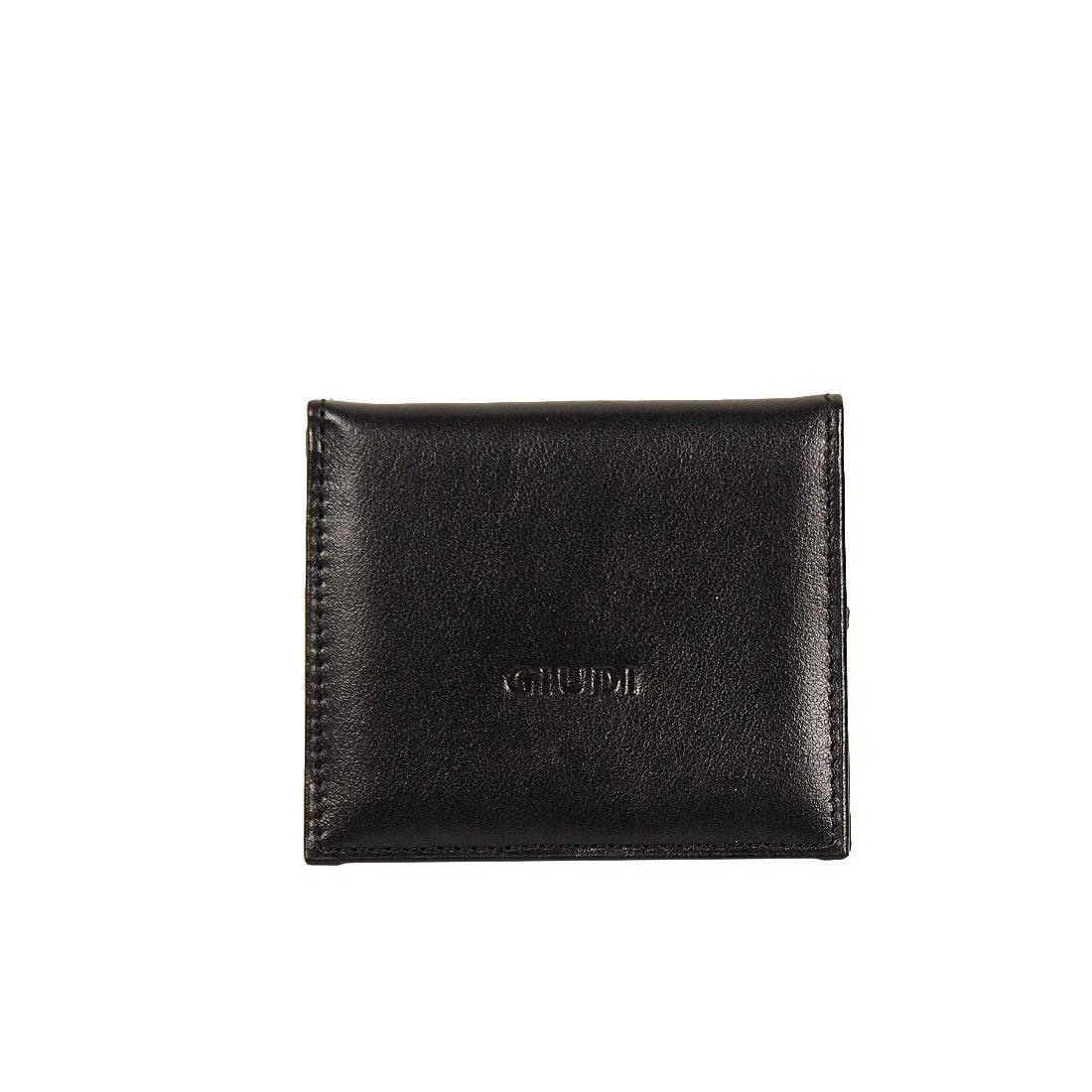 Monedero de piel tipo caja - Giudi - 4