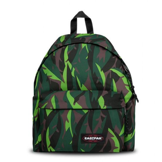 Mochila PADDED PAK'R® LEAVES GREEN - Eastpak - 1
